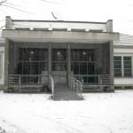 Teatro sotto la neve